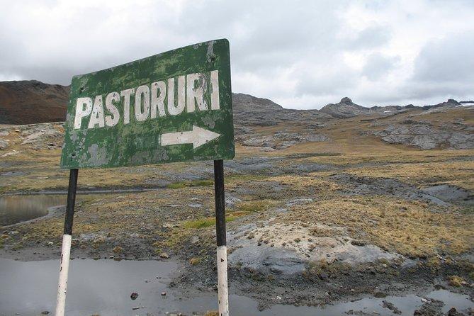 Pastoruri Glacier Private Full-Day Tour from Huaraz