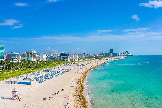 Miami South Beach Air Tour - 30 min - PRIVATE