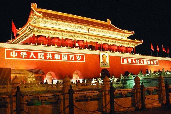 Wonderful Beijing Layover Night Tour Savoring Famous Peking Duck
