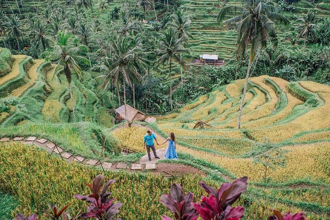 6D5N Bali Highlights Tour: Beaches, Culture, Ubud Cooking Class, Ayung Rafting