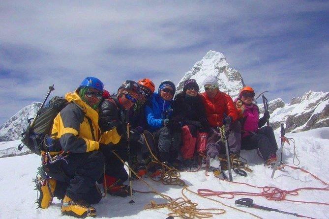 Snowy Mateo - Cordillera Blanca Expedition