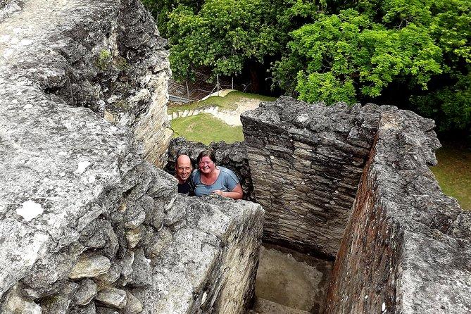 Xunantunich Maya Shore Excursion Adventure Tour Belize