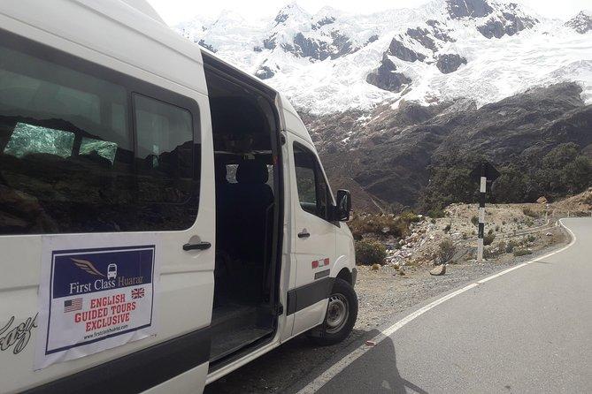 CORDILLERA BLANCA CIRCUIT the virgin non Touristic route