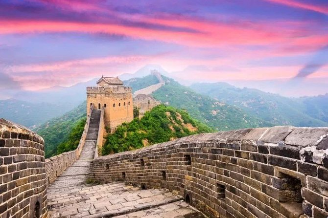 Memorable Badaling Great Wall Layover Tour from Beijing Capital Airport