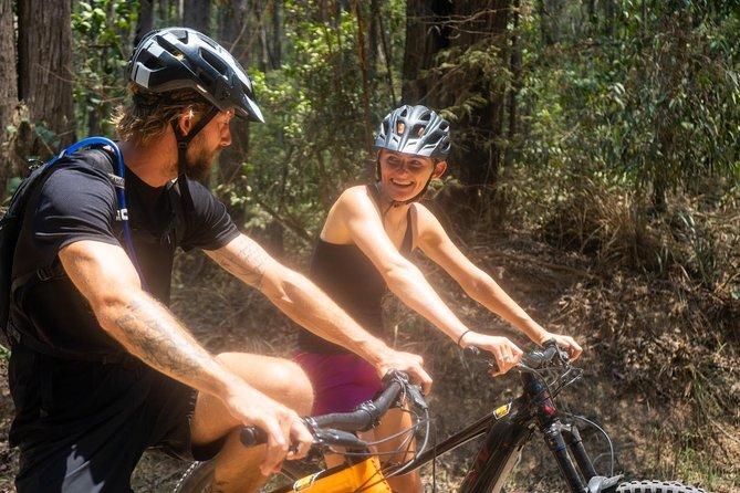 Noosa e-Mountain Biking, National Park Trails