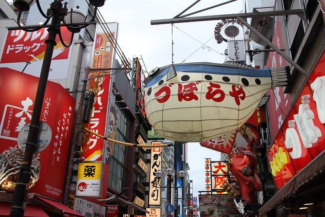 Osaka welcome tour