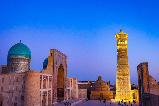 Bukhara One Day City Tour