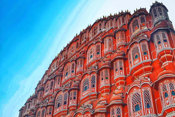 Private Exclusive Jaipur City Tour from Delhi by Car