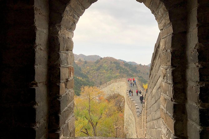 Small Group Layover Tour from Beijing Airport to Mutianyu Great Wall