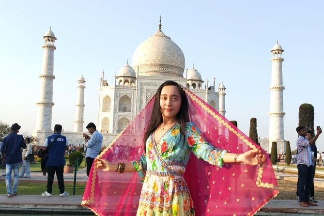 Agra Taj Tour from Pune