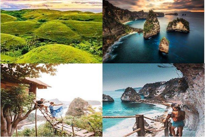 Penida island day tours
