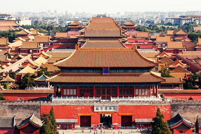Forbidden City, Tian'anmen Square, Hutong and Temple of Heaven Private Day Tour