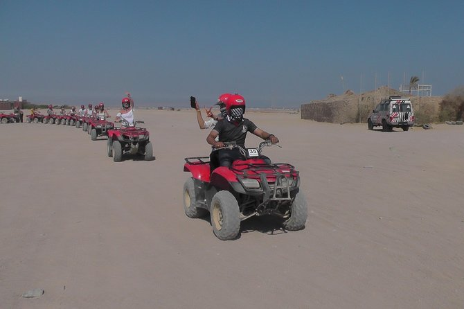 Hurghada Sahara Park Moto photo 7