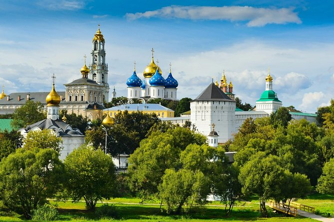 Tour to Sergiev Posad by Train