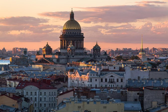 Private two-day tour to Saint Petersburg