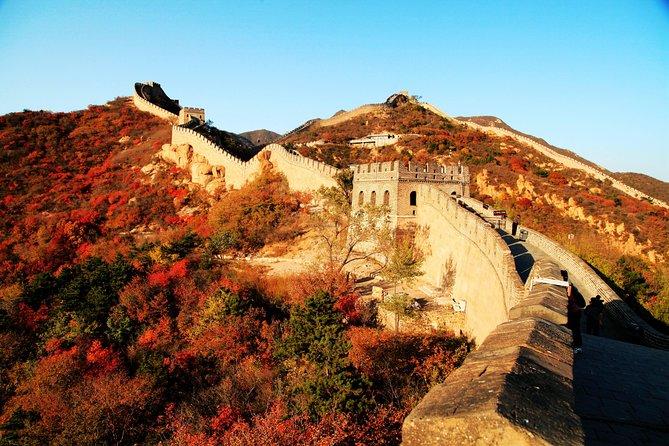 Marvellous Huanghuacheng Great Wall Sunset Layover Tour from Beijing Airport