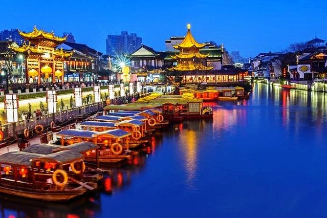 Half Day Nanjing City Private Flexible Tour with Night River Cruise