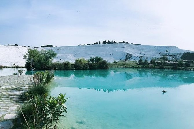 Hot Air Balloon and Daily Pamukkale Tour