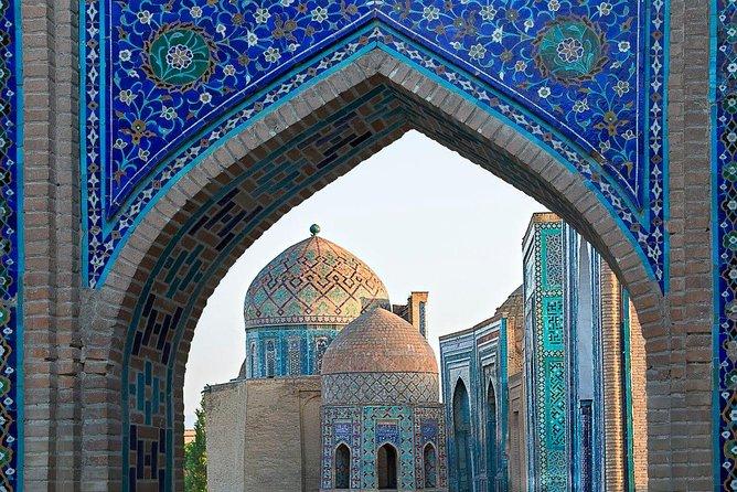 Samarkand One Day Tour