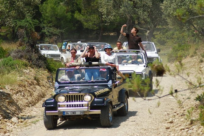 Jeep Safari Tour of Bozburun Peninsula from Marmaris