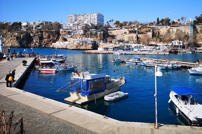 Antalya City and Old Town Kaleici Day Trip from Side
