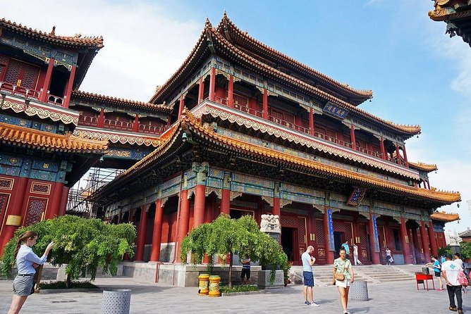 Beijing Private Tour: Lama Temple, Hutong Tour and Tai Chi Lesson with Lunch photo 3