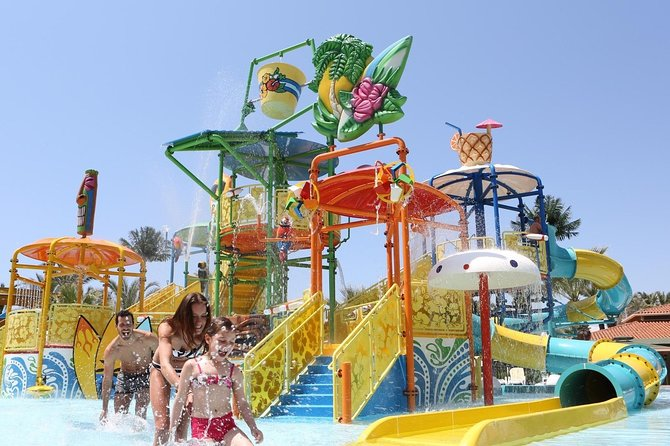 Fethiye Water World Aquapark with Hotel Transfers