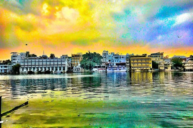 8 - Days Private Golden Triangle Tour with Udaipur