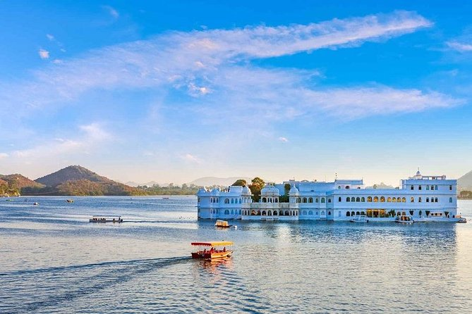 10 - Days Private Golden Triangle Tour with Rajasthan in Homestays