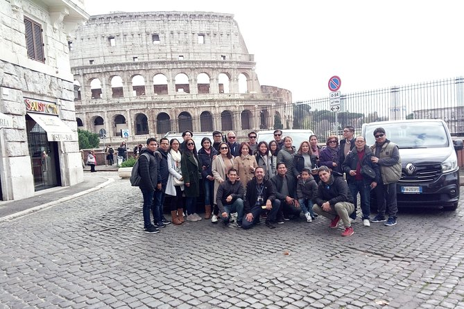 Colosseum and Tour in Rome photo 2