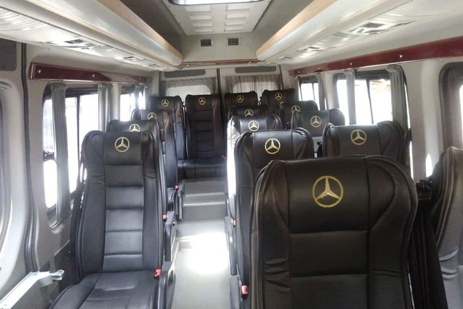 Transfer from Tbilisi Airport to Borjomi and Bakuriani.