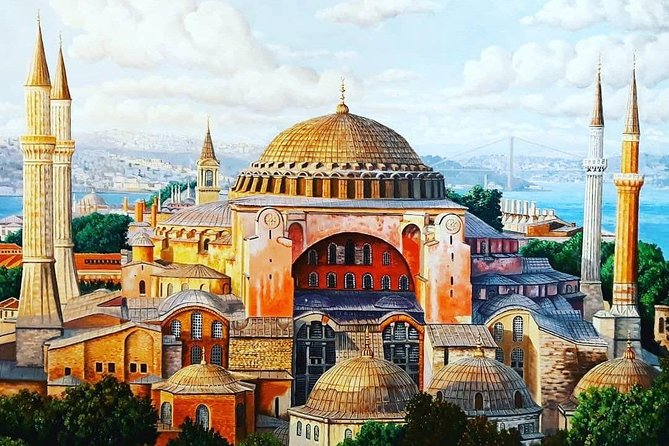 Small Group Tour - Monuments of Istanbul (Half Day Afternoon)