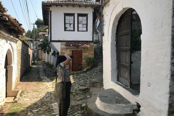 Tour of 3 UNESCO sites: Berat, Gjirokastra & Butrint in four days