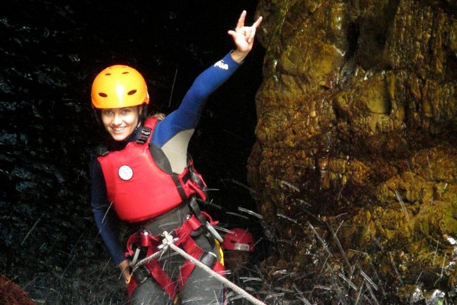 4 Hour Canyoning Trip in The Crags