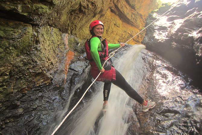 4-Hour Canyoning Trip in The Crags photo 2