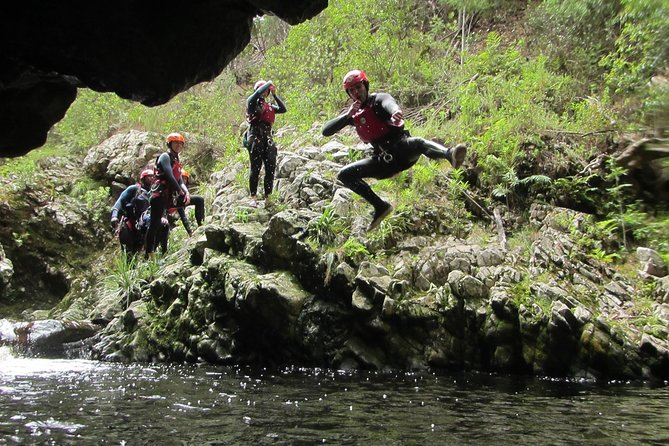 4-Hour Canyoning Trip in The Crags photo 8