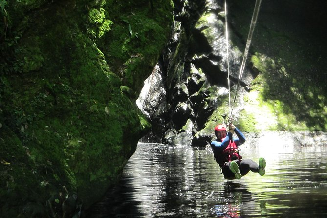 4-Hour Canyoning Trip in The Crags photo 3