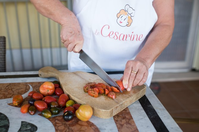 Name your recipe: food market tour and workshop with a Cesarina in Perugia