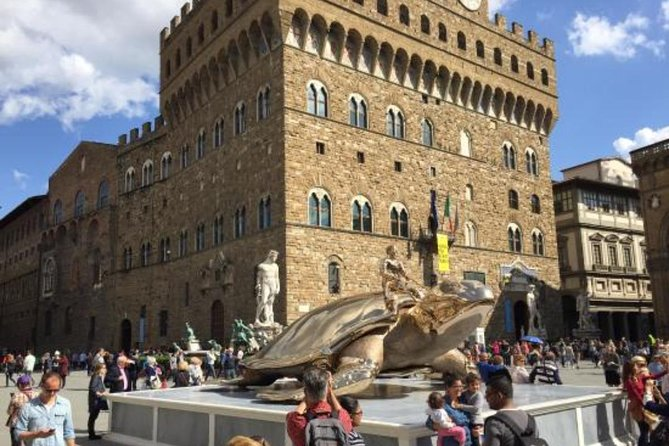 Tour in Florence, A Full Day from Rome
