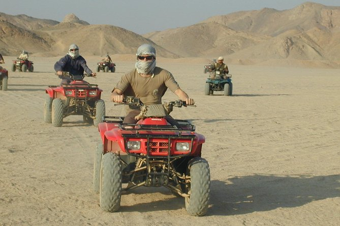 Morning Safari Quad (3 Hours) - Hurghada
