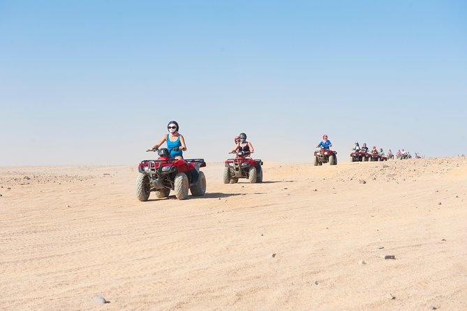 3 Hours Safari Morning By ATV Quad and Camel Ride - Marsa Alam