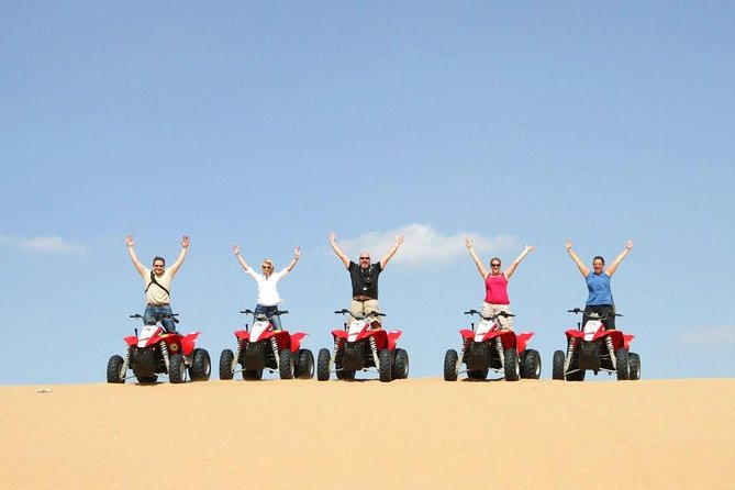 Desert Quad Adventure 3 Hours - Hurghada
