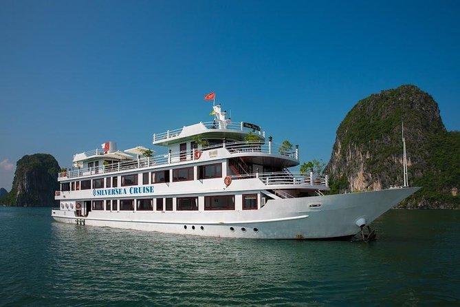 Halong Bay Silversea Cruise 2 Days 1 Night