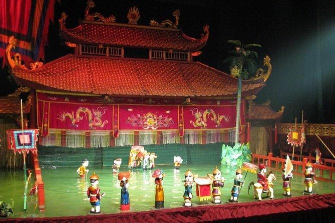 Water Puppet Show - Vietnamese Traditional Water Puppet Dance