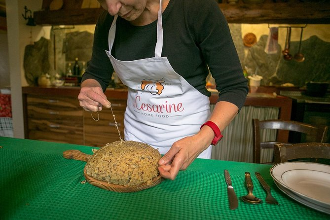 Lunch or dinner and cooking demo at a local home in Cervia