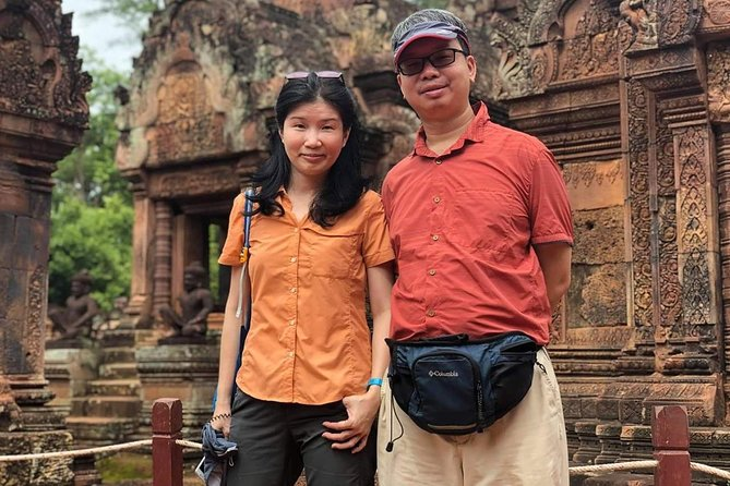 1Day Angkor Wat Private Tour With Sunrise And Banteay Srei temple