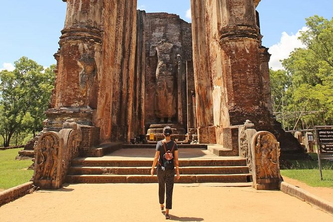 Visit Polonnaruwa and Kaudulla National Park in 2 Days photo 1