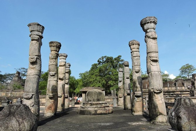 Visit Polonnaruwa and Kaudulla National Park in 2 Days photo 9