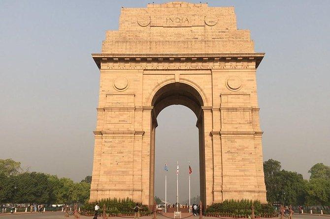 Delhi Local Private Day Tour In 1 Day