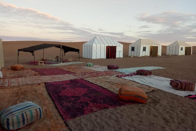 From Marrakech: 02 Days - 01 Night towards the Zagora desert